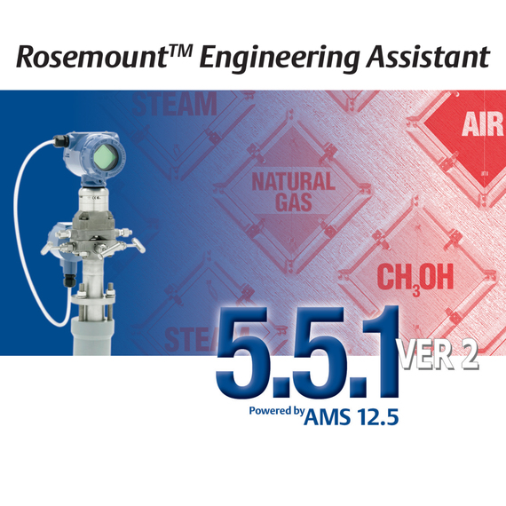 rosemount engineering assistant 5