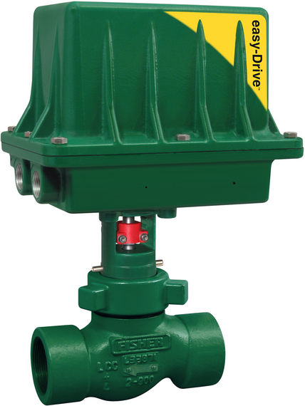Fisher easy-Drive Actuator