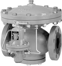 Fisher Type 92B Self-Powered Control Valve