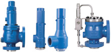 Birkett Safeflo Series Safety and Thermal Relief Valves