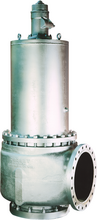 Crosby JB and JPV­A Large Orifice Pressure Relief Valve
