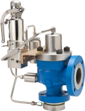 Anderson Greenwood Series 5200 Pilot Operated Pressure Relief Valves