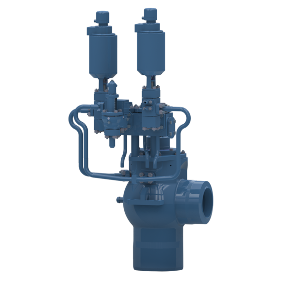 Sempell VS99 Pilot Operated Safety Valve