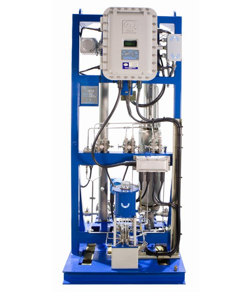 The AGAR MPFM is a non-nuclear, versatile, three-phase flow meter.