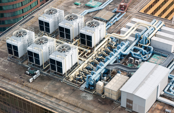 John H. Carter Company provides heating and chilling for commercial buildings, district heating, cooling tower applications at industrial sites as well as heating and chilling for industrial sites