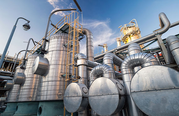 The efficient use of hydrogen is critical in refinery operations.